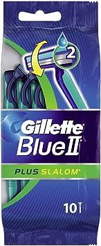 Gillette - Cuchillas de afeitar de un solo uso para hombres -lote de 4 ...