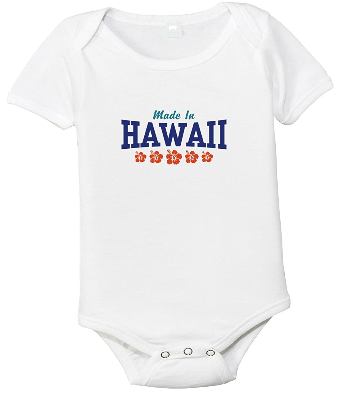 726d61657c4f Amazon.com: Made in Hawaii Baby One-piece/Bodysuit: Clothing