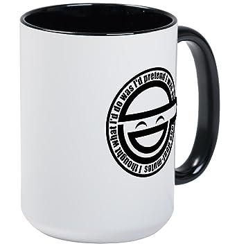 Man Mug15 Large Mug Coffee Cafepress Laughing Cup OzWhite b6gf7vYy