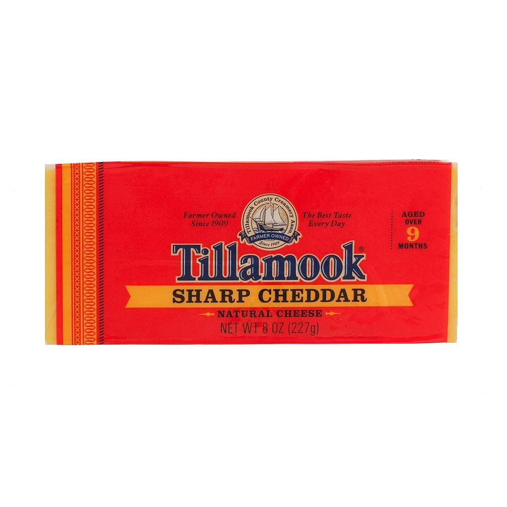 Tillamook Sharp Cheddar Cheese 8oz