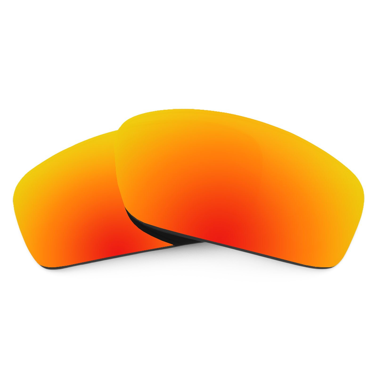 Revant Replacement Lenses for Oakley Splinter, Polarized, Fire Red MirrorShield by Revant