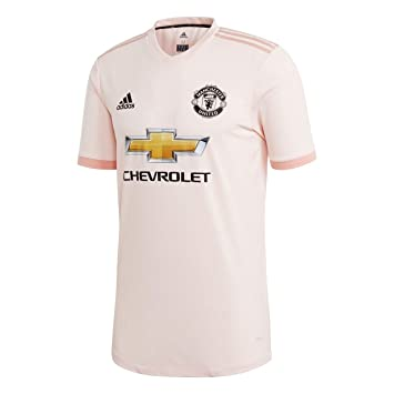 competitive price 6448d 59a0d Amazon.com : adidas Manchester United Away Authentic Match ...