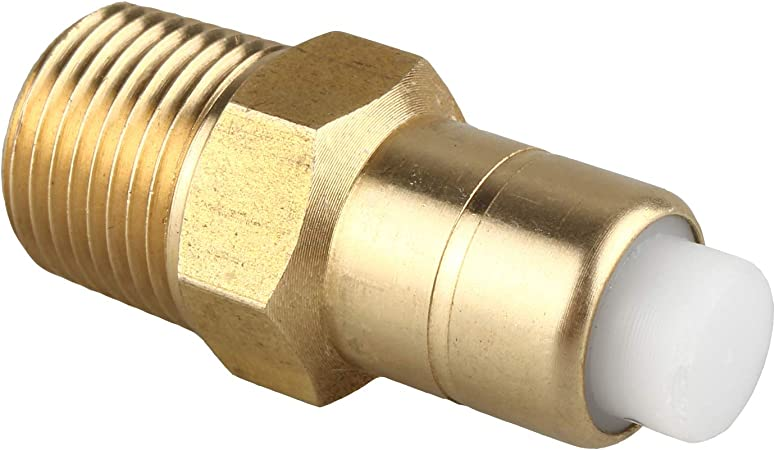 """1//4/"""" NPT Thermal Relief Valve For Pressure Washer Pump"""