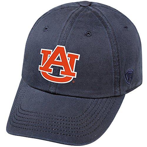 Elite Fan Shop Auburn Tigers Womens Hat Icon Blue