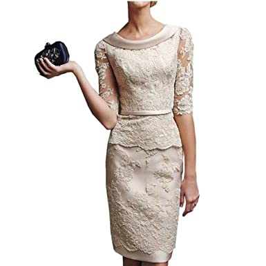 Veiai Elegant Mother Of The Bride Dresses For Weddings UK Plus Size Prom Dress Short