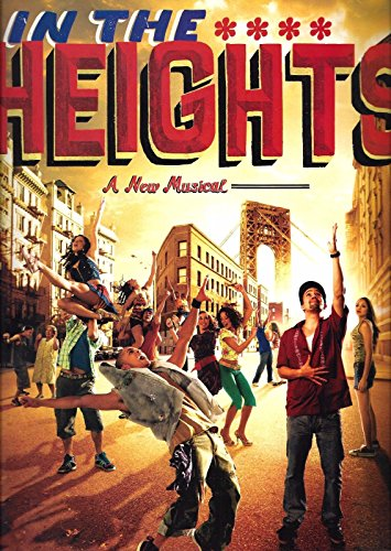 "Lin-Manuel Miranda ""IN THE HEIGHTS"" Priscilla Lopez 2008 Broadway Souvenir Program"