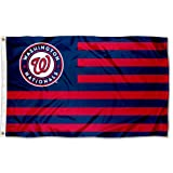 WinCraft MLB Washington Nationals Nation Flag 3x5