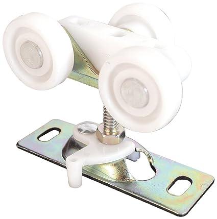 Slide-CO 161137 bolsillo para puerta rodillo con tres ruedas y 2,54 cm