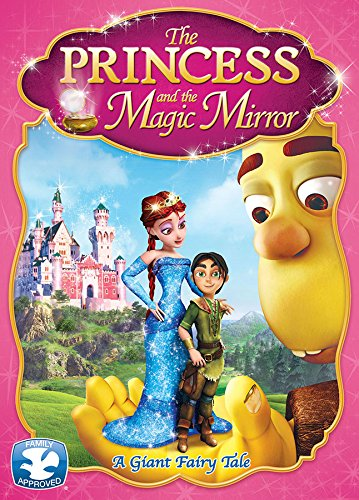 UPC 037117037162, The Princess and The Magic Mirror