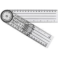 Goniómetro multifunción de 360 grados de rotación