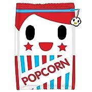 tokidoki Popcorn Pencil Case