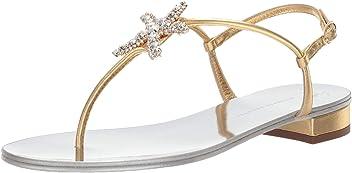 Giuseppe Zanotti Womens E900006 Heeled Sandal