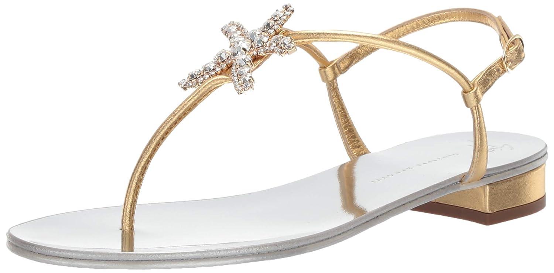 0d8f82b1249e Amazon.com  Giuseppe Zanotti Women s E900006 Heeled Sandal  Shoes