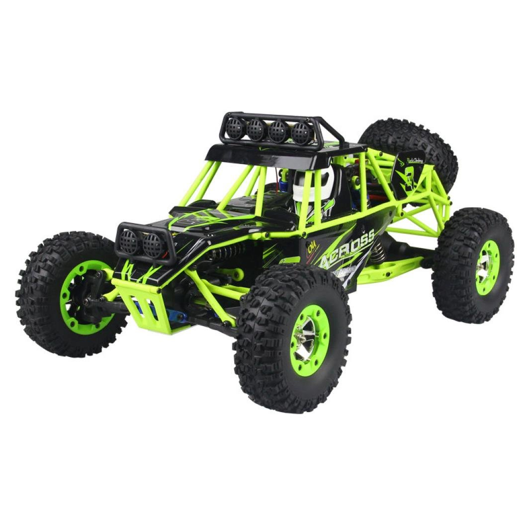 Gotd WL R/C Rock Crawler 1:12 Scale Radio Control Truck Off Road by Goodtrade8 (Image #5)