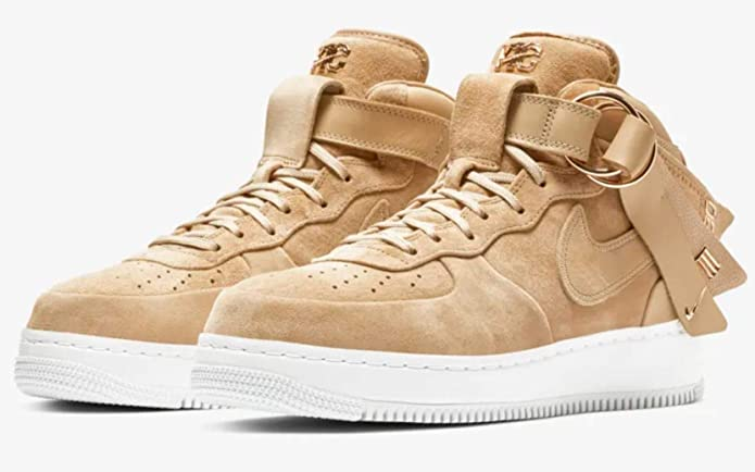 d20f404b17cfc Amazon.com: Nike Air Force 1 Mid CMFT V Cruz Mens Ao9298-200 Size ...