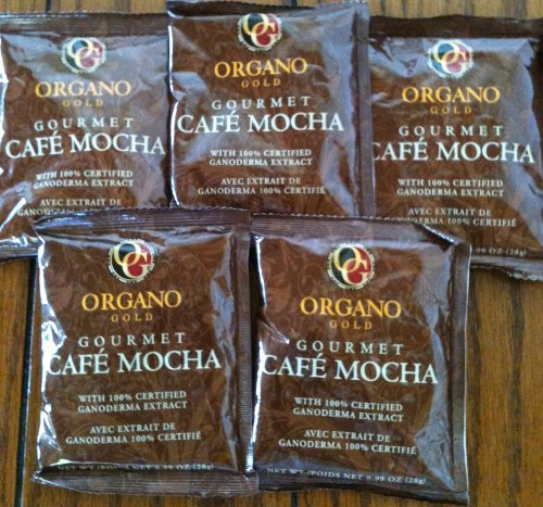 Organo Gold Mocha Swatch Pack