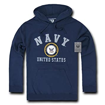 Amazon.com : Rapiddominance US Navy Pullover Hoodie : Camouflage ...