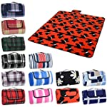 Folding Blanket Camping Outdoor Beach...