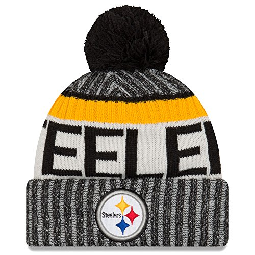 Pittsburgh Steelers Pom Hat Steelers Hat With Pom