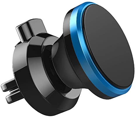 LUCKLYSTAR Soporte Móvil Coche, Soporte Móvil Coche Magnético Universal Rejillas del Aire Soporte Smartphone Coche