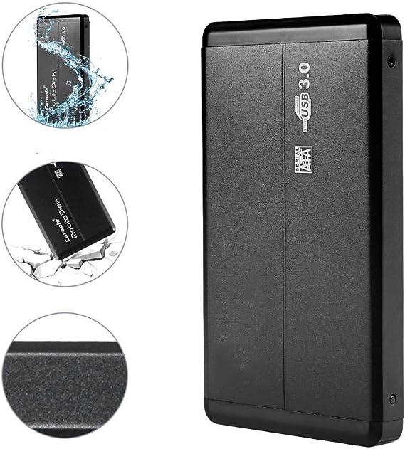 ポータブル外付けハードドライブ、PC、ラップトップ、マック、Xboxの1、PS4、Chromebookの、スマートテレビ用2TBポータブルHDDをUSB 3.0,500GB