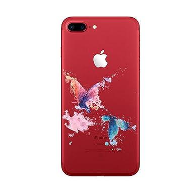 coque iphone 7 plus papillon