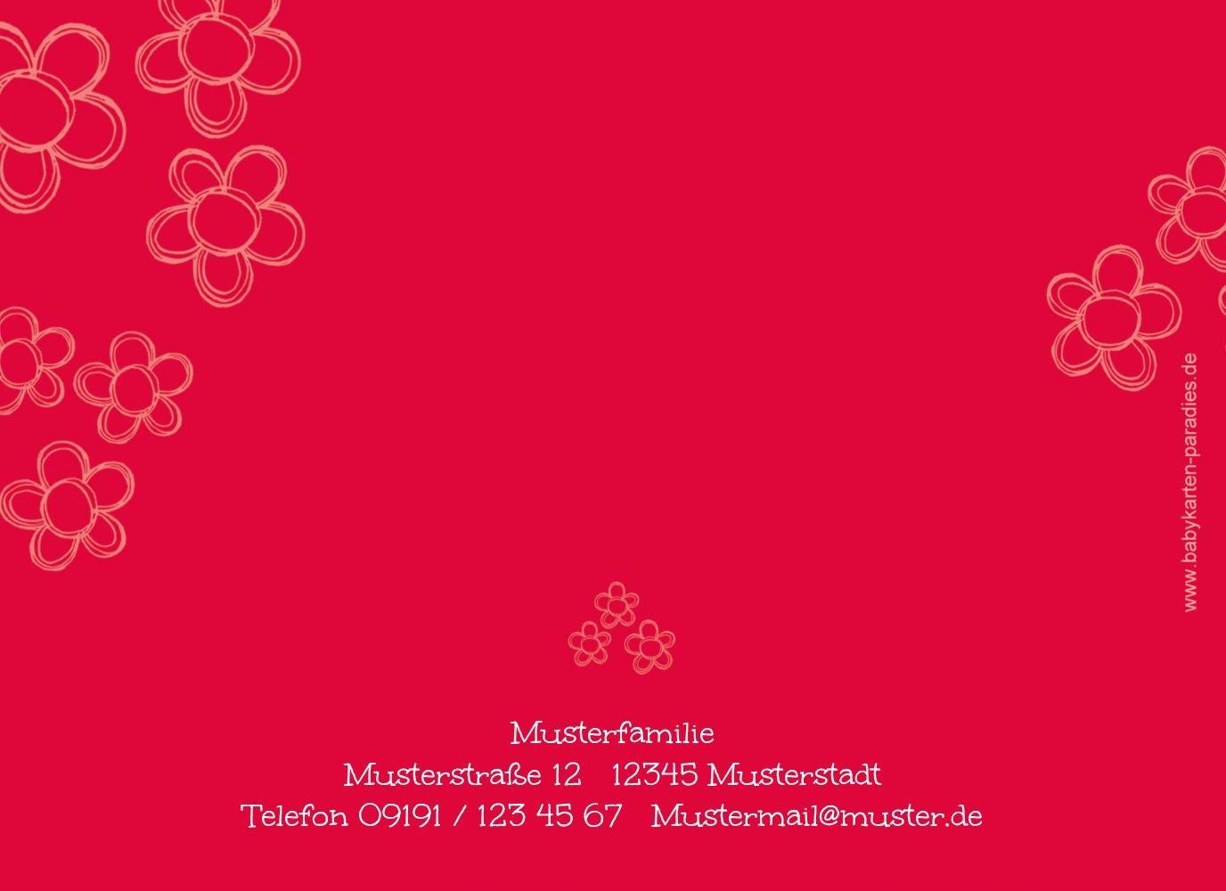 Kartenparadies Danksagung Danksagung Danksagung für Geburt Baby Dankeskarte Blüten, hochwertige Danksagungskarte Baby inklusive Umschläge   100 Karten - (Format  148x105 mm) Farbe  Hellbraun B01MYE5239 | Charakteristisch  | Überlegene Qualität  | Verschiedene  738f9b