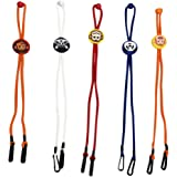 4/5PCS for Kids Cute Adjustable Length M.a.s.k Lanyard Handy Convenient Safety Cover Holder Hanger Comfortable Around…