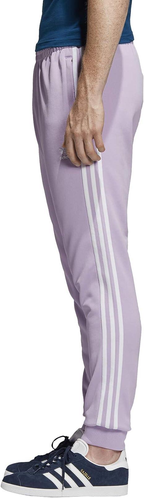 adidas SST TP Pantalon de survêtement Purple Glow: