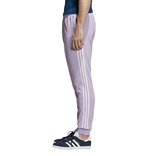 adidas sst tp trainingshose farbe purple herren