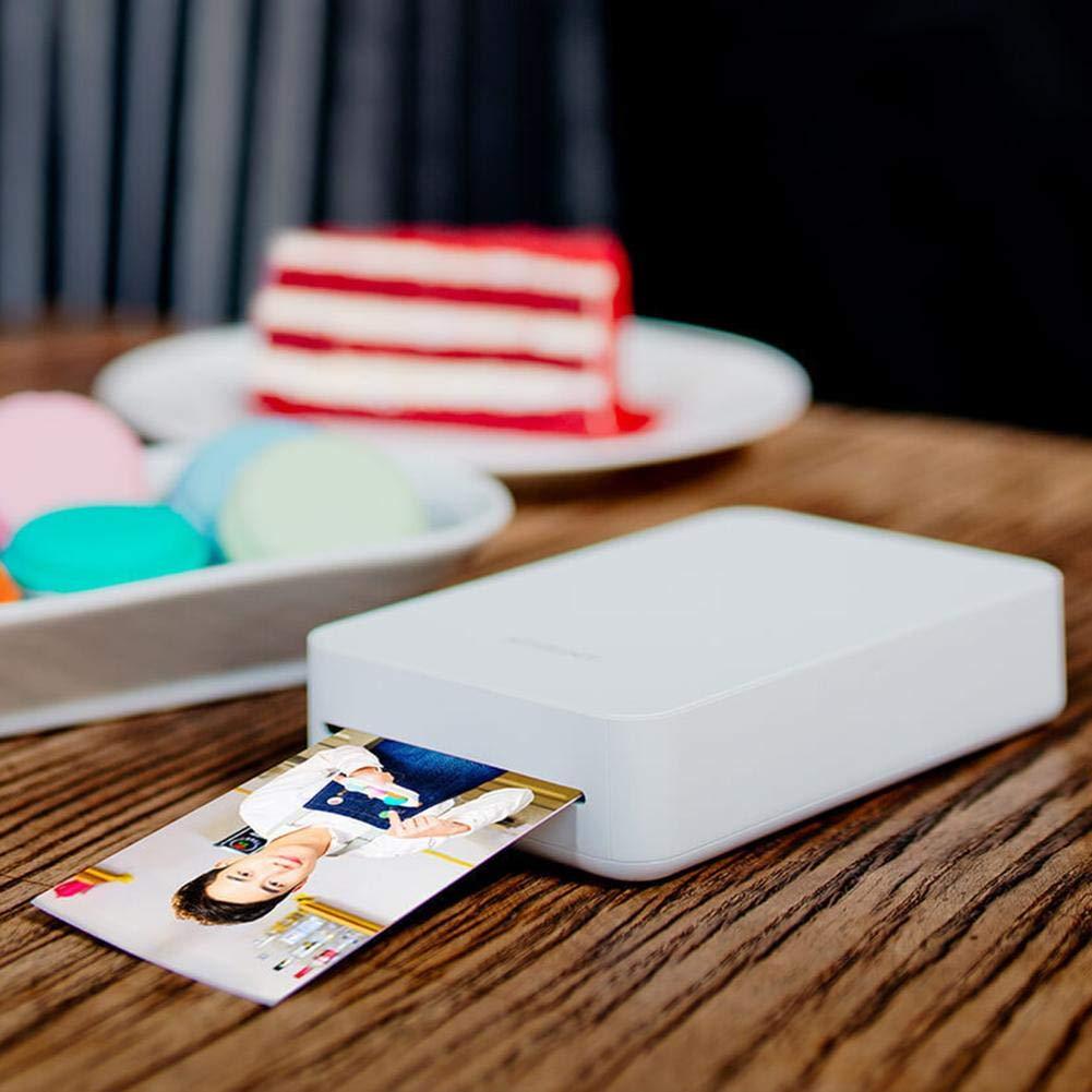 Widewing Xiaomi Mijia - Impresora de Fotos con Bluetooth ...
