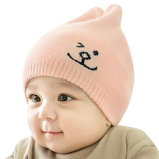 Highdas Highdas Baby Beanie Hut Mit Ohren Kleinkind Säugling Kinder