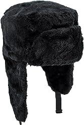3c79afaa05f Dakota Dan Trooper Ear Flap Cap w  Faux Fur Lining Hat