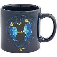 Vandor Disney Aladdin Movie Genie Heat Reactive Mug