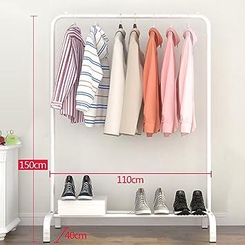 Amazon.com: Lilililili - Perchero de ropa de grado comercial ...