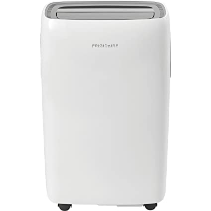 FRIGIDAIRE FFPA1022T1 White 10, 000 BTU Portable Remote Air Conditioner,