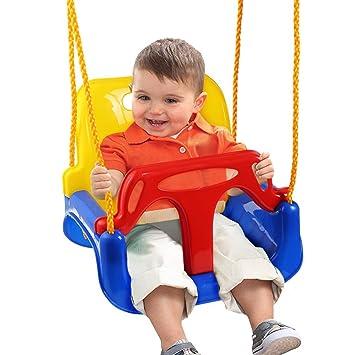 Con De Convertible Silla Asiento Gblife Columpios Infantiles 3 Juguete 1 En Columpio Para Plástico Niño Multifunción Infantil dxoeCWrB