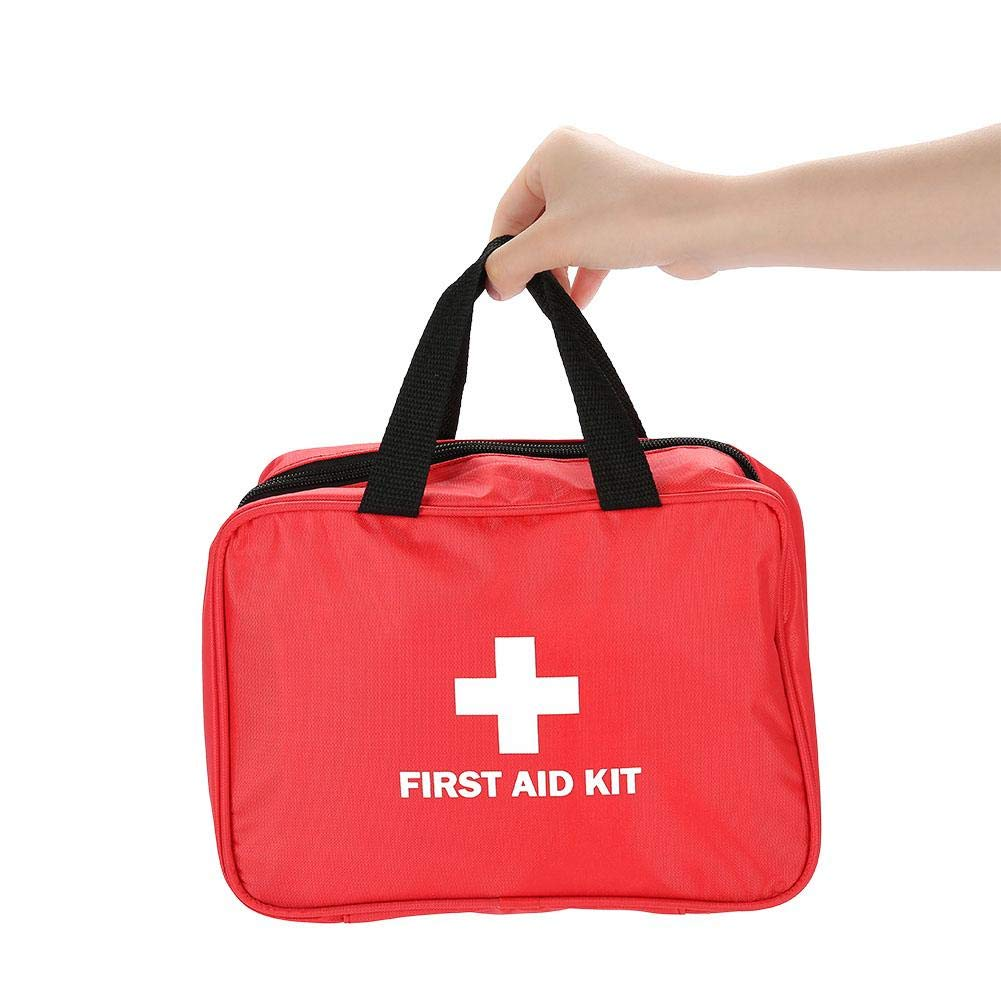 Portable Survival Bag Empty Case for Home Outdoor Rescue Emergency First Aid Empty Box