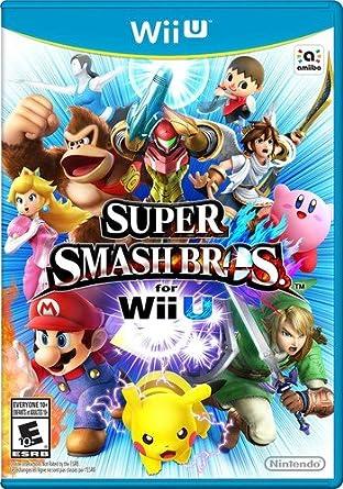 Super Smash Bros  - Wii U Smash Bros  Edition
