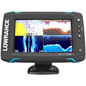 Lowrance Elite 7 TI TotalScan F​ish Finder