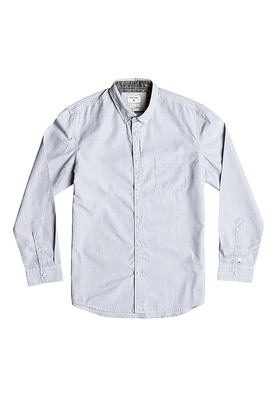 Herren Hemd lang Quiksilver Allover Wilsden Shirt LS