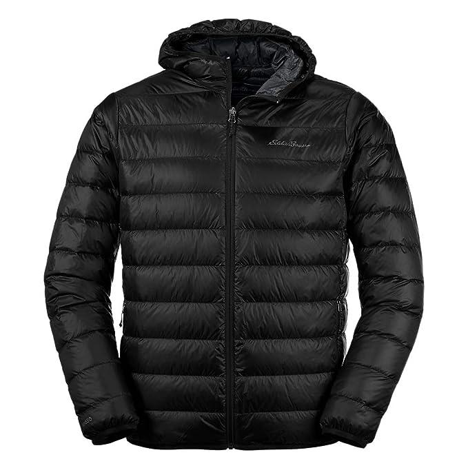 b7d70e9fbd0ff Eddie Bauer Men's CirrusLite Down Hooded Jacket: Amazon.ca: Clothing &  Accessories