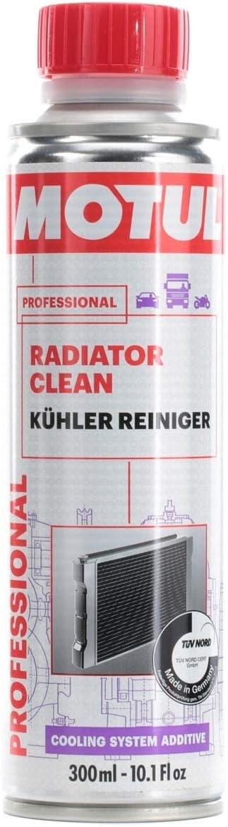 MOTUL Radiator Clean Limpia Radiadores y Sistemas de Refrigeración