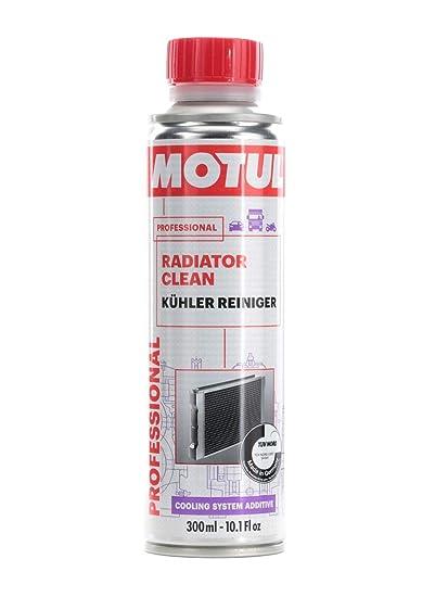 MOTUL Radiator Clean Limpia Radiadores y Sistemas de Refrigeración ...