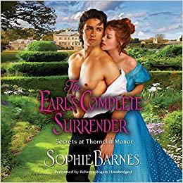 The Earl's Complete Surrender (Secrets at Thorncliff Manor)