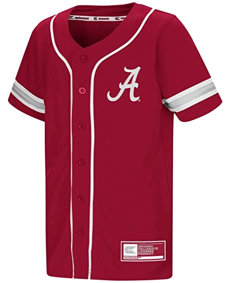 0a6b20600 Amazon.com   Colosseum Alabama Crimson Tide NCAA Play Ball Youth ...