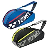 Yonex Tournament Basic Series (3-Pack) Tennis Bag (Blue)
