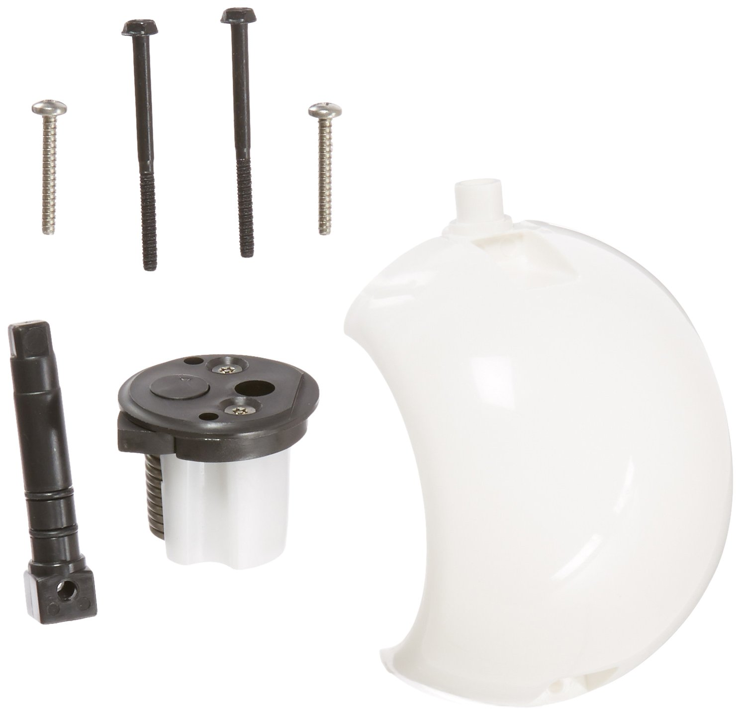 Dometic 385310681 Toilet Flush Ball and Shaft Kit