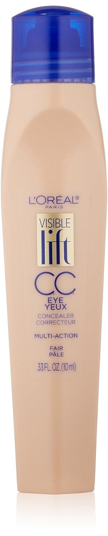 L'Oréal Paris Visible Lift CC Eye Concealer, Fair, 0.33 fl. oz.