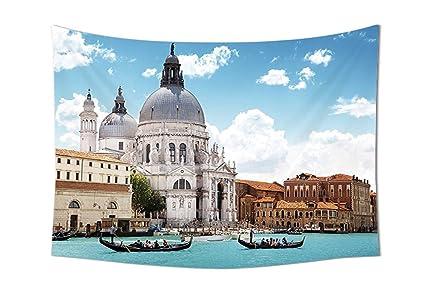 Camere Da Letto Turchese : Turchese arazzo venice italy decor grand canal and basilica santa